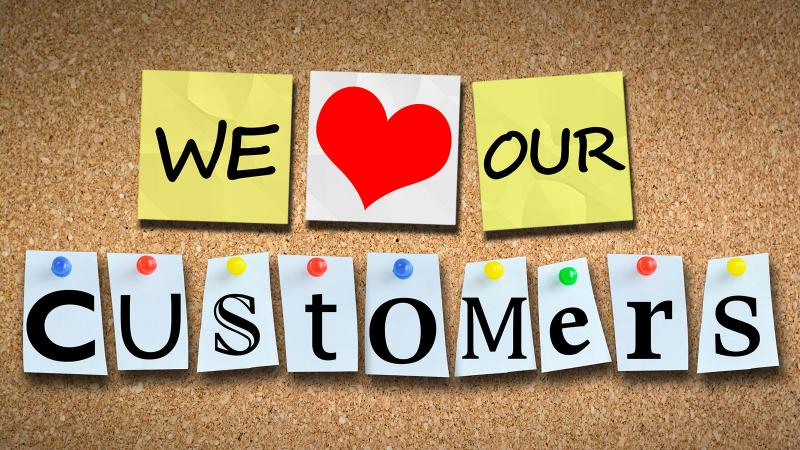 Customer Appreciation Weekend – December 5th & 6th