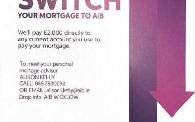 Switch Your Mortage to AIB & Claim €2,000