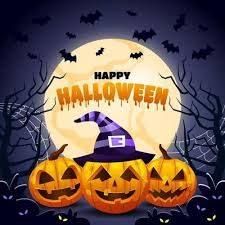 Halloween Kids Treasure Hunt October 25th – 31st